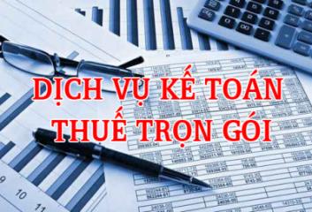 Dịch vụ kế toán báo cáo thuế tại Nam Việt Luật