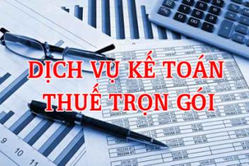 Dịch vụ kế toán báo cáo thuế uy tín, chất lượng tại TPHCM