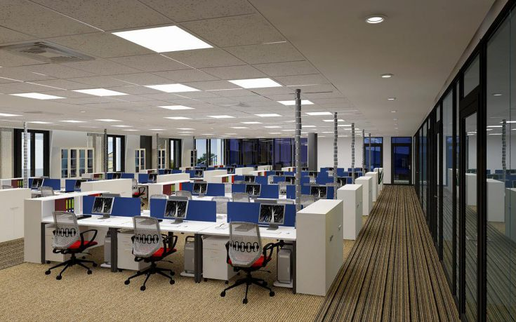 Cách kế toán chi phí thuê văn phòng chuẩn nhất