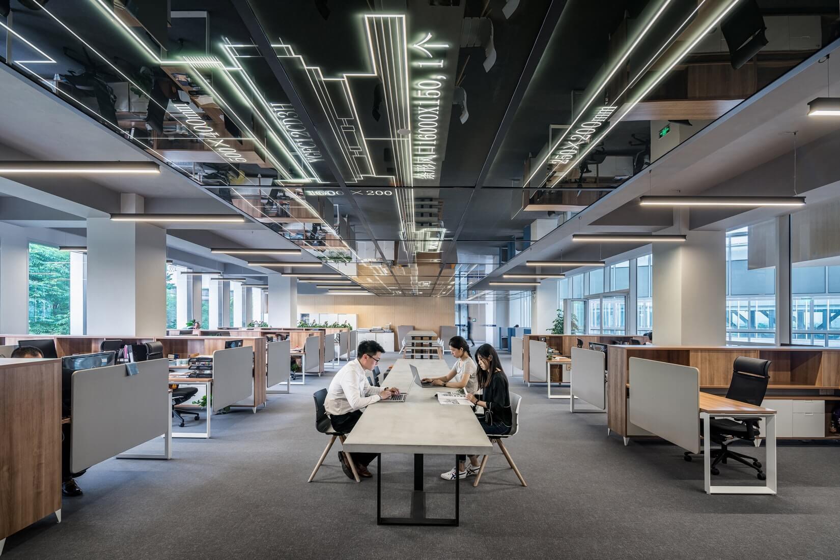 Cách đo diện tích cho thuê văn phòng làm việc dễ dàng