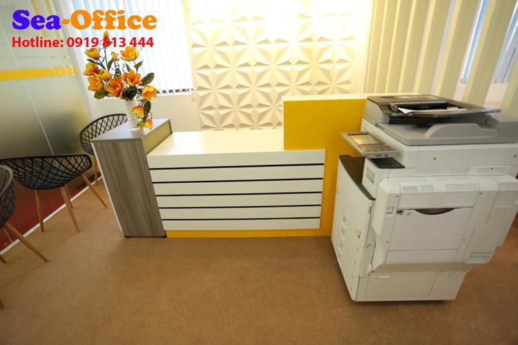 Cho thuê văn phòng full nội thất