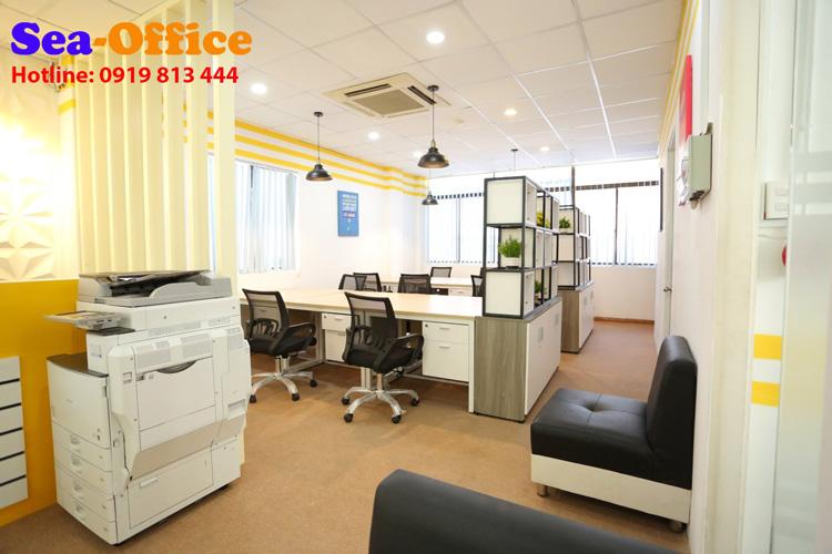 Dịch vụ cho thuê văn phòng đầy đủ nội thất