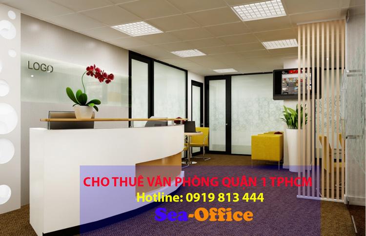 Dịch vụ cho thuê văn phòng Quận 1 giá rẻ tại TPHCM