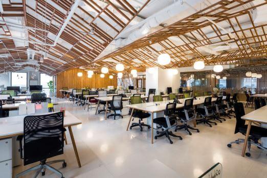 Giá thuê văn phòng hạng a ở TPHCM