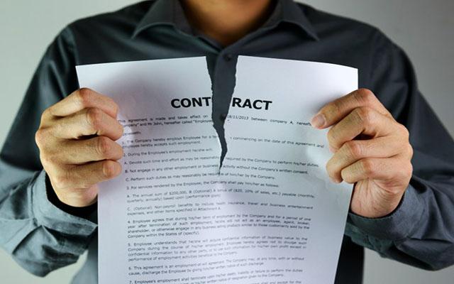 Thông báo chấm dứt hợp đồng thuê văn phòng -3