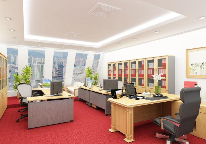 cho thuê văn phòng đường Hồ Tùng Mậu -1