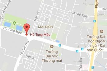 Cho thuê văn phòng đường Hồ Tùng Mậu giá siêu ưu đãi