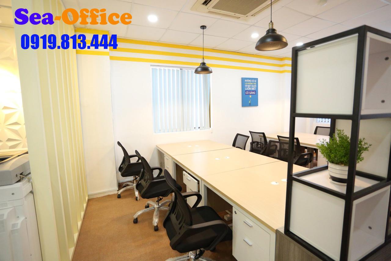 Cho thuê văn phòng giá rẻ tại Quận Tân Bình