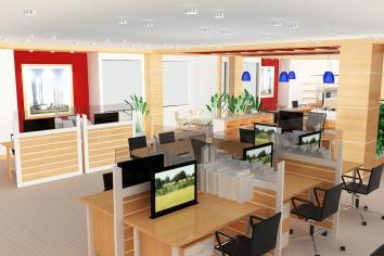 Kế toán công ty cho thuê văn phòng hạch toán chi phí cho doanh nghiệp