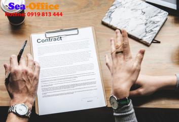Thông báo chấm dứt hợp đồng thuê nhà trước thời hạn