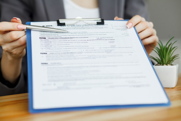 mẫu văn bản thông báo chấm dứt hợp đồng thuê văn phòng -1
