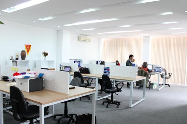 phân bổ chi phí thuê văn phòng -1