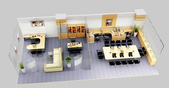 văn phòng mini cho thuê