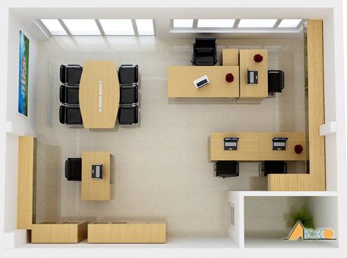 văn phòng mini cho thuê -2