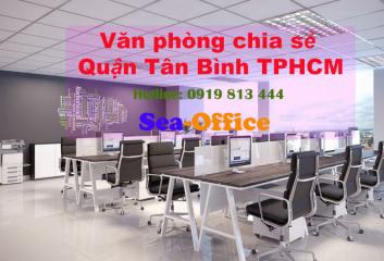 Dịch vụ cho thuê văn phòng chia sẻ Quận Tân Bình TPHCM