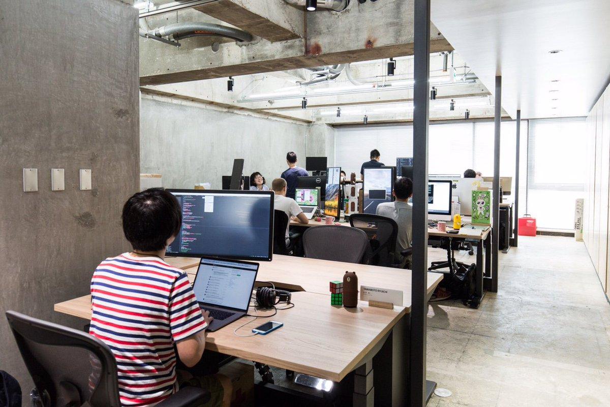 Mô hình văn phòng chia sẻ năng động sáng tạo
