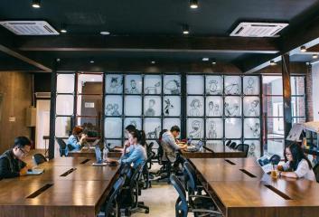 Cho thuê văn phòng chia sẻ tại Quận Tân Phú TPHCM